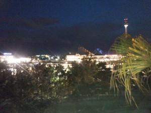 夜景もキレイです